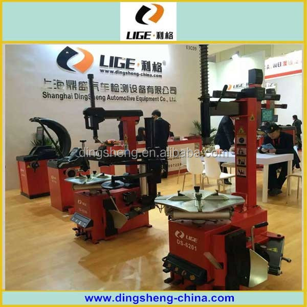 Semi-automatic car Tire Changer/ tyre service/changing machine