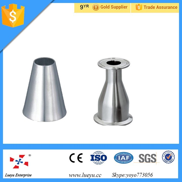 pipe fitting stainless steel reducer,stainless steel reducer Factory price ,ASTM 304/316 stainless steel concentric reducer