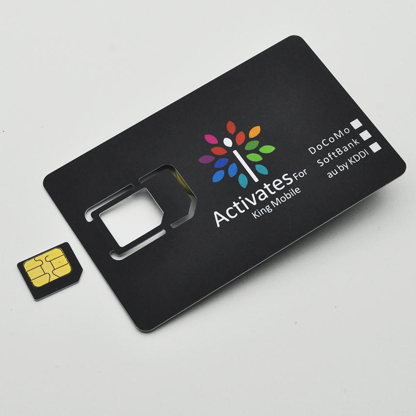 LTE MILENAGE USIM بطاقة SIM-Mini-uic للاتصالات ومشغل بطاقة فارغة مقبولة للطباعة