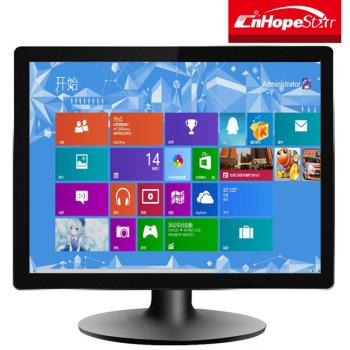 Durable 17 Inch Desktop Led Screen Computer Parts Monitor