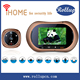 3.7inch TFT Wifi Door Eye,Doorbell Camera,Spy Gadgets supports Android& IOS app