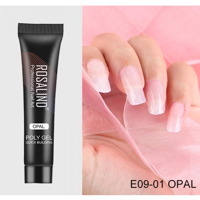 15 Ml Nail Art Poly Gel Nails Builder Extensión Uv Led Gel Nail Herramienta De Extensión Diy Manicura De Uñas Moda Por Boyyt 3586 Esdhgatecom