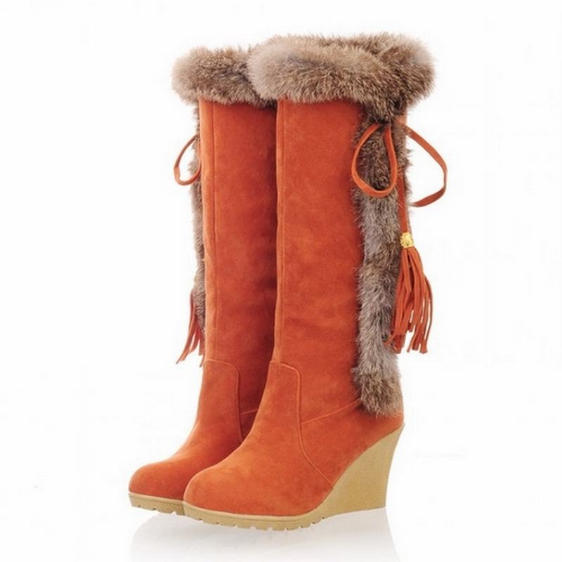 Cheap Fur Women Boots, find Fur Women Boots deals on line at ...