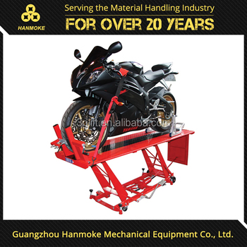 500kg Capacity Electric Hydraulic Motorcycle Lift In China Buy