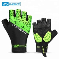 INBIKE Gel Anti-skid Racing Road Bike Half Finger Cycling Gloves Fitness