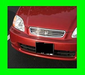 01 02 03 04 05 Honda Civic LX 2DR Rear Bumper Trunk Emblem Nameplate Badge OEM