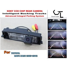 For TOYOTA RAV4 RAV-4 RAV 4 Parking Assistance Tracks Module Rear View Camera  Back Up Parking Camera  HD CCD Night Vision