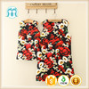 kid and mommy fashion clothes, floral children sleeveless good quality wholesale,woman summer dress