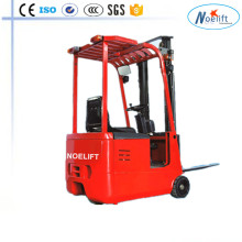 bulk purchasing website electric reach truck1.0T/1.5T mini 3 wheel electric battery forklift maintenance