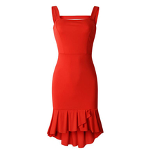Womens Bodycon Backless Cocktail Kleid Frauen Kleidung