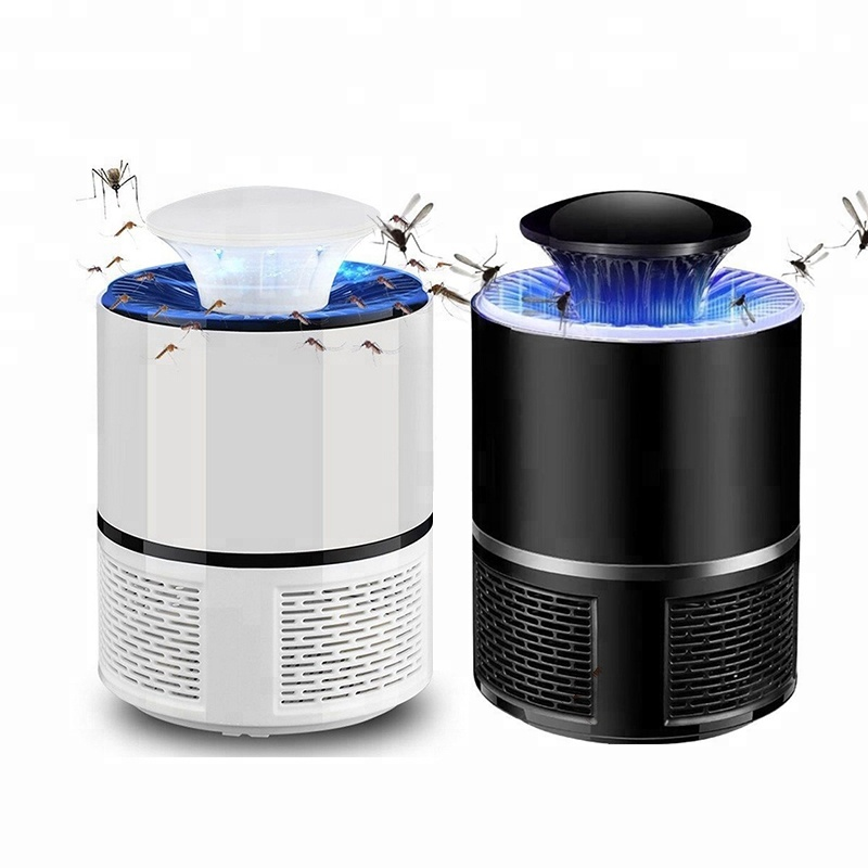 Mosquito Killer Lamps Flight Tracker Mosquito Killer Usb Electric Mosquito Killer Led Night Light Lamp Photocatalysis Mute Home Mosquito Trap Radiationless Numerous In Variety
