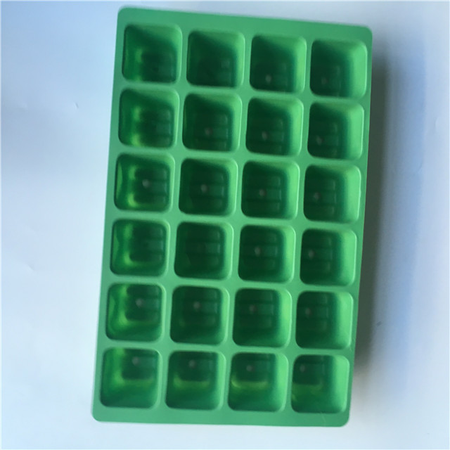 512 Cells Low Price Square Biodegradable Seed Tray