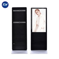 Floor Standing Android System Digital Signage Screen 55