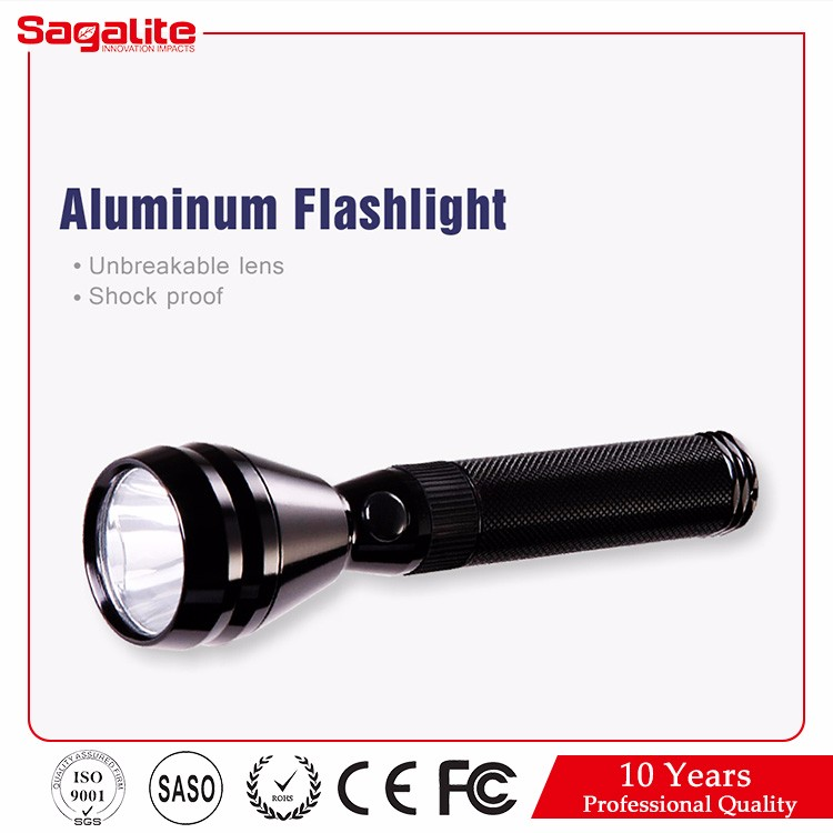 rechargeable led torchlight flashlight
