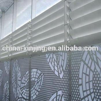 Electrical Exterior Aluminum Shutter/adjustable Window Shades   Buy  Aluminum Exterior Shutters,Decorative Exterior Shutters,Window Shades  Product On ...