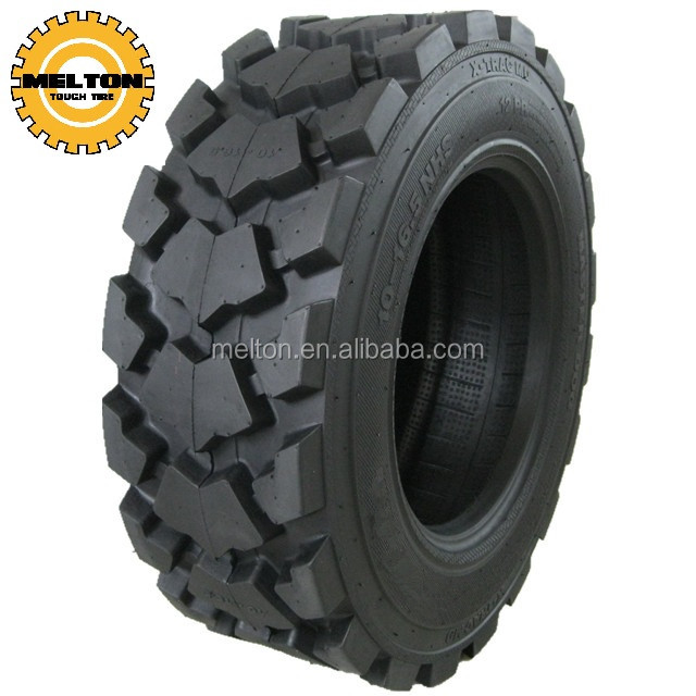 good price skid steer <strong>tires</strong> 12-16.5