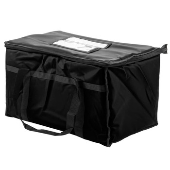 Fast Delivery Promotional Therm-O-Tote insulated non woven grocery cooler bag