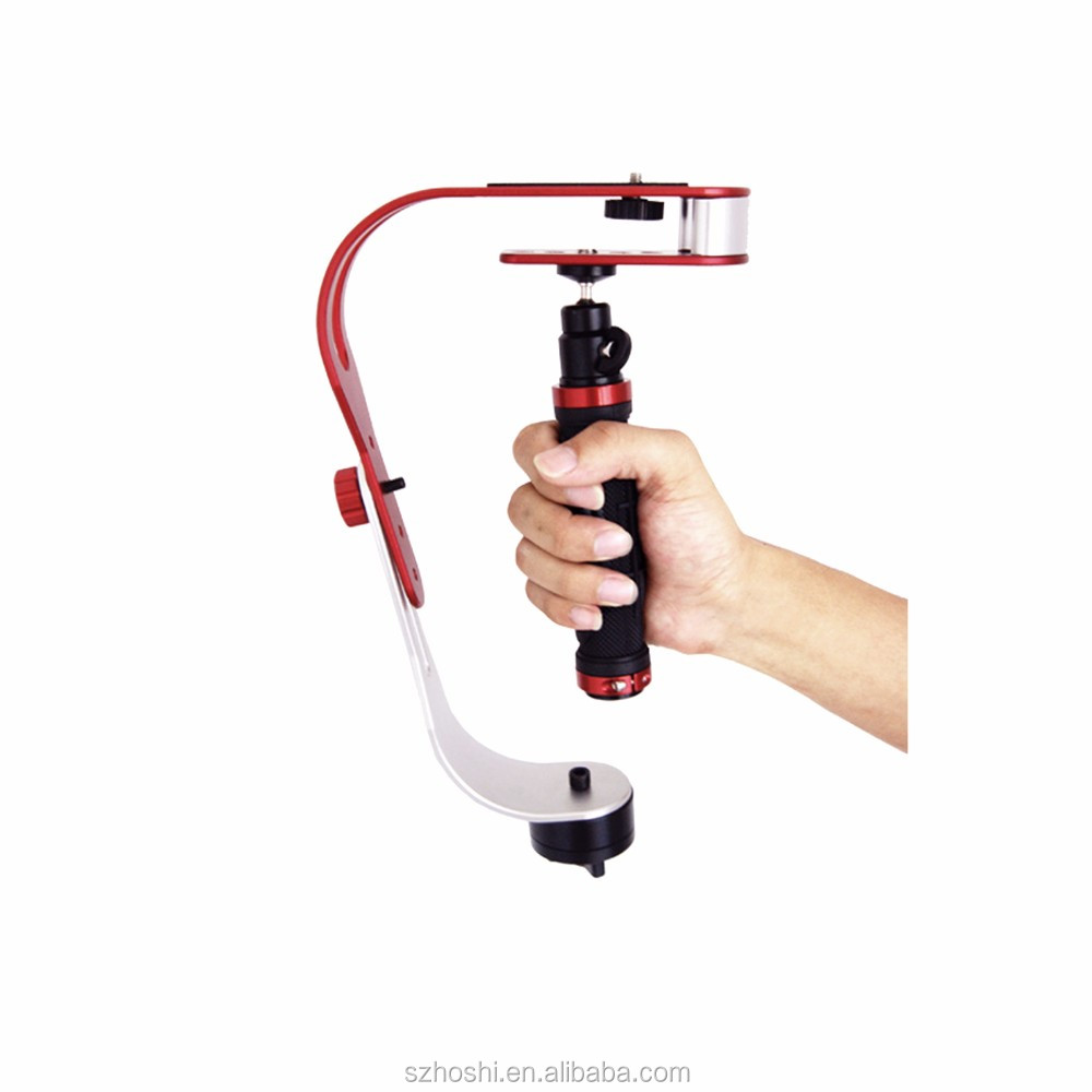 gopro oem New Handheld Steady Stabilizer Video Steadicam for GoPro /Canon /Nikon /Sony/ VCR Digital Camera