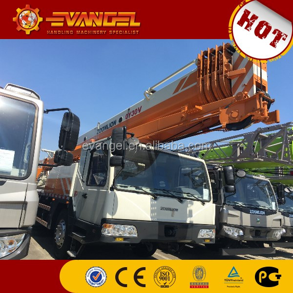 Zoomlion 110 Ton Truck Crane QY110V Fassi Cranes for Sale