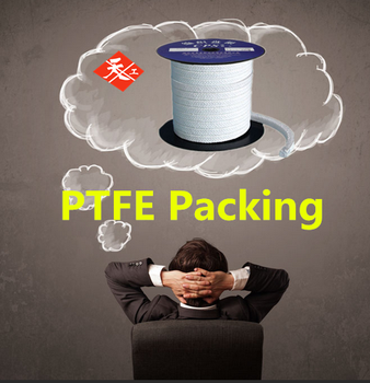 China Manufacturer Ptfe Filament Packing For Mechanical Seal/ptfe ...