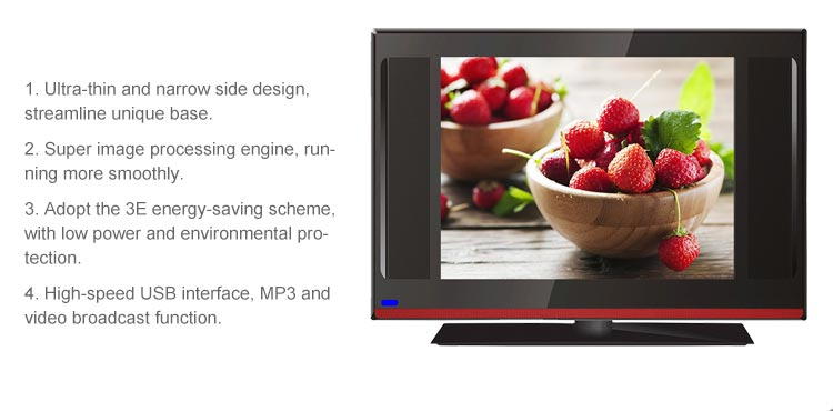 China Led Tv Price In India 17 19 Inch Led Tv Price Crown Led Smart Lcd Tv