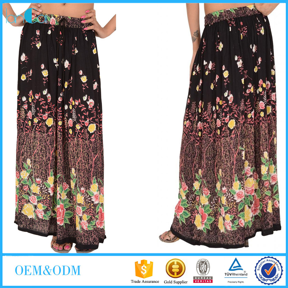 04d4baf85a Floral Printed Long Skirts India