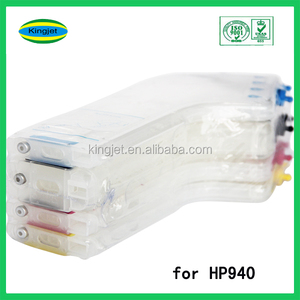 wholesale color ink cartridges for hp 940 cartridge 8500 printer