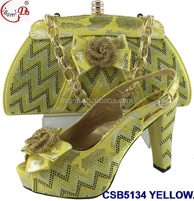 party shoes for and quality italian bags matching ladies Fashionable good CSB5134 qgvA1v
