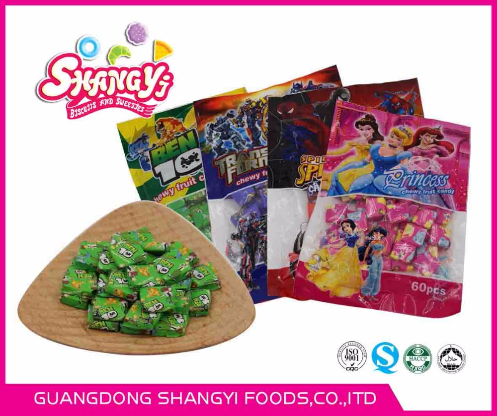 swit candy for bag packaging