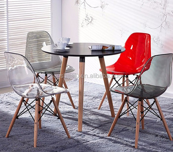 Cheap Fashion Design Dining Table Mdf Used Round Banquet Tables For