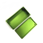 Custom Colorful Anodizing Aluminium box cnc machining