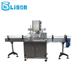 High Efficient Power Saved Fully Automatic Beverage Can Seaming Machine For Tin Can Top Sealing