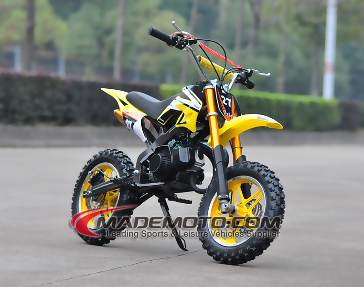 2017 New Design 110cc kid semi-automatic pit bike