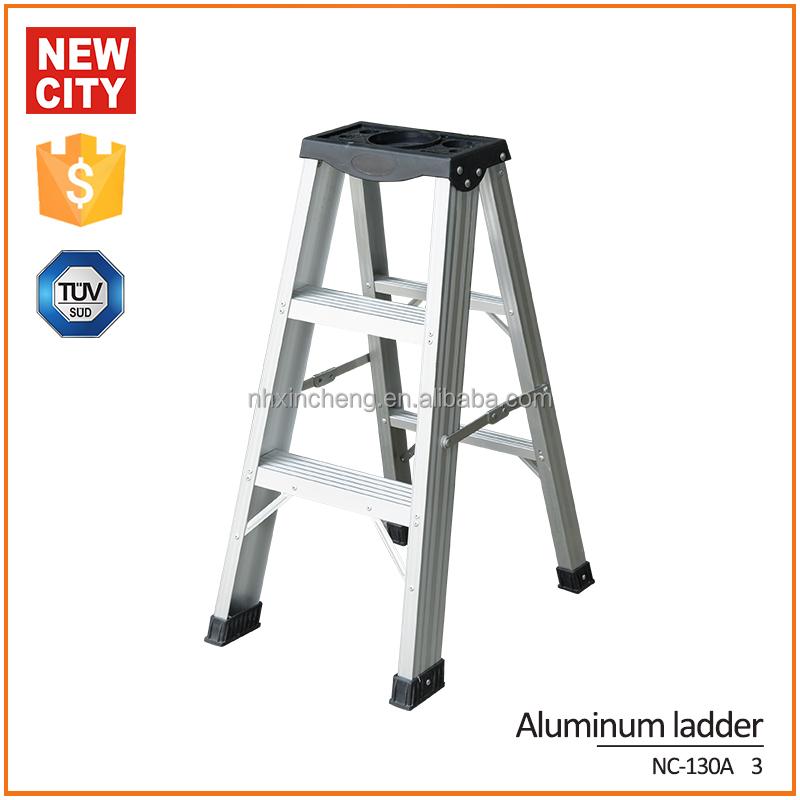 Multi Purpose Step Double Side Telescopic Ladder