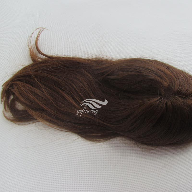 wholesale human hair piece women bun hairpieces