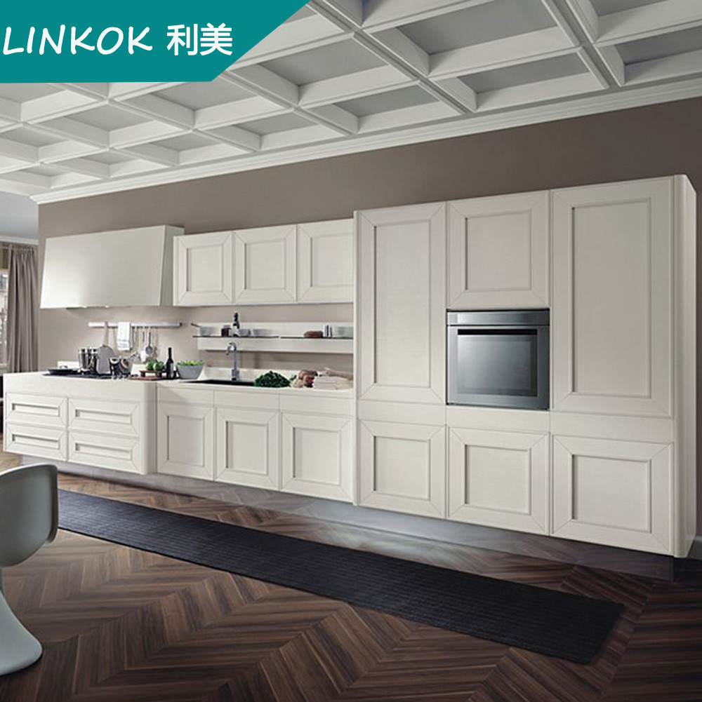 High End Modern Design Italian Custom Kitchen Wall Hanging Cabinet