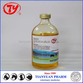 vitaminas del complejo b inyectable