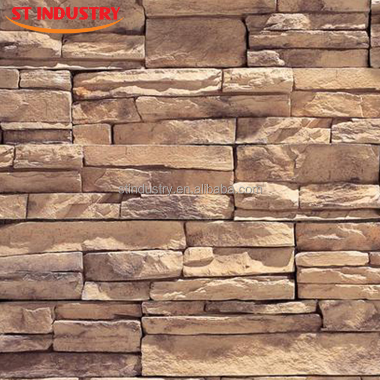 High External Stone Wall: High Quality Exterior Wall Cladding Man Made Stone