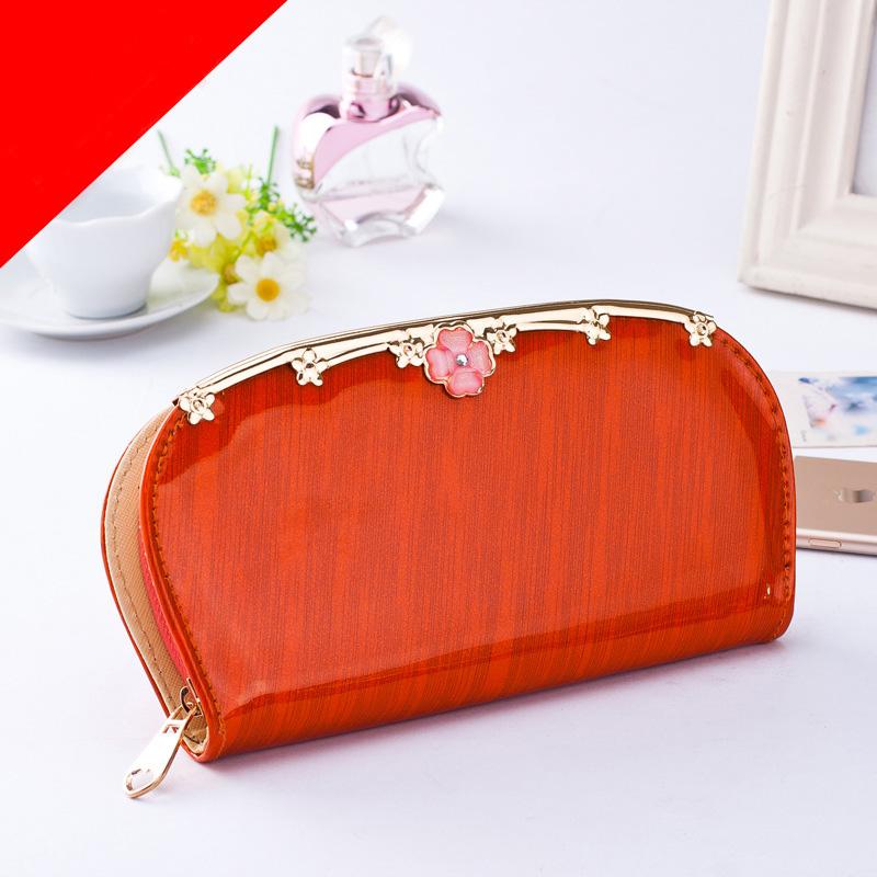 967cbce6e459 Горячая Продажа мода Леди женщин длинный кошелек бумажник клатч кошельки на  застежке держателя карты женские sd0816