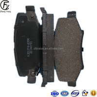 WEIFANG ZF car spare parts D1274 68003776AA for Dodge Jeep rear formula Auto brake pads