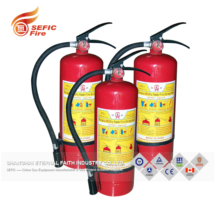 Large Production 2kg Empty Fire Extinguisher Cylinder For Sale Dry Powder Fire Extinguisher