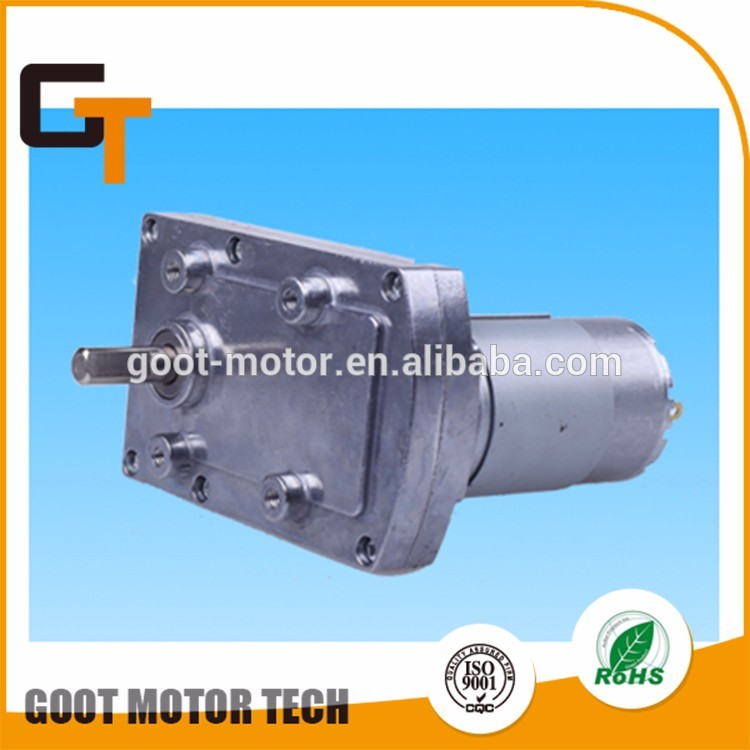 Brand new small 24 volt dc gear motor for robotics with high quality