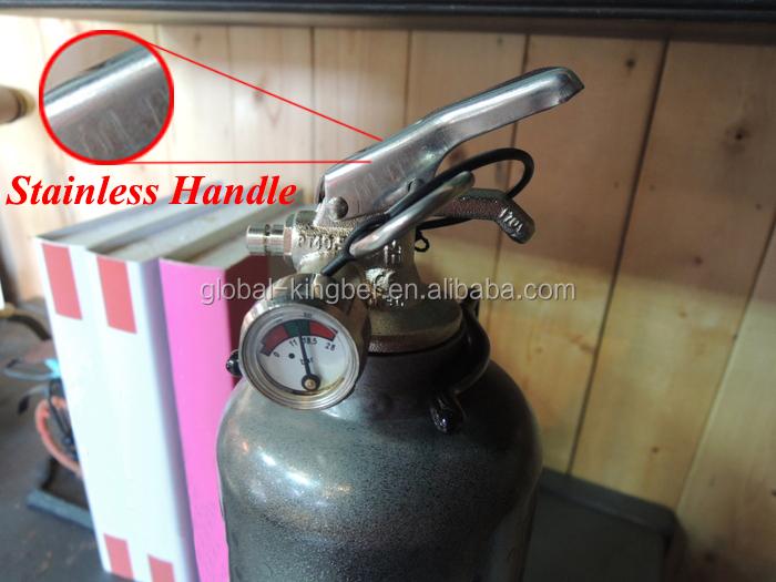 rotwein design mini größe feuerlöscher küche mit ce standard ... - Feuerlöscher Für Küche