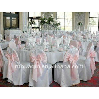 Peachy White Polyester Banquet Chair Cover With Pink Sash For Wedding Or Party Buy Chair Covers For Weddings Disposable Chair Covers Product On Alibaba Com Beatyapartments Chair Design Images Beatyapartmentscom