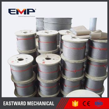 Stainless Steel New Products Wire Rope Specification - Buy Steel ...