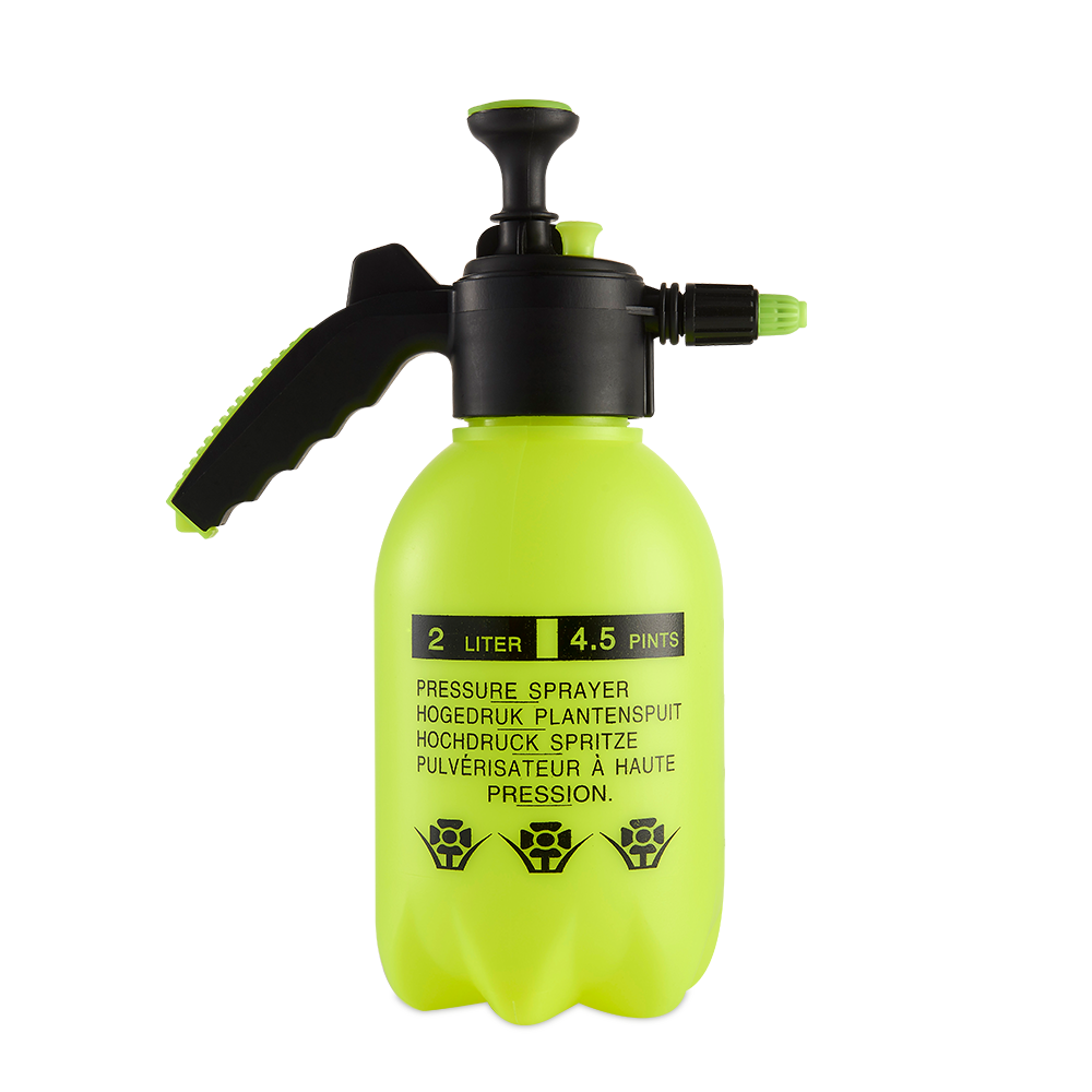 China home spray bottle plastic trigger 1l 1.5L 2 litre garden sprayer