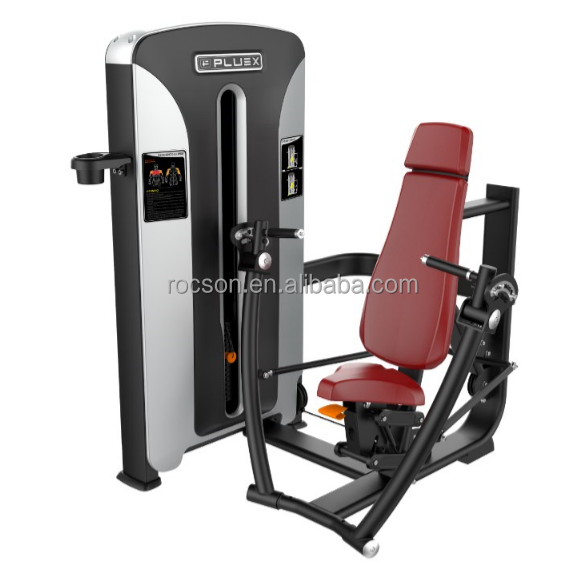 PLUSX J400 SERIES STRENGTH EQUIPMENT FITNESS EQUIPMENT CHEST PRESS