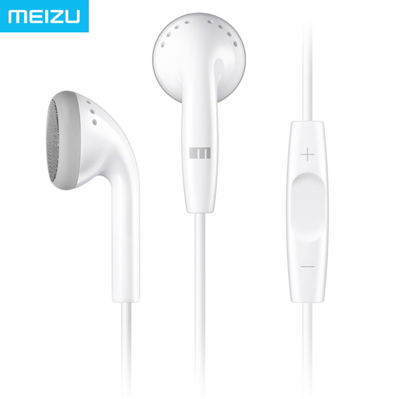 Original Meizu EP21 EP-21HD EP-31 ep 31 3.5mm Earphones For M2 MX3 MX4 Pro MX5 Pro 5 HIFI Headset MP3 Cellphone with Remote MIC