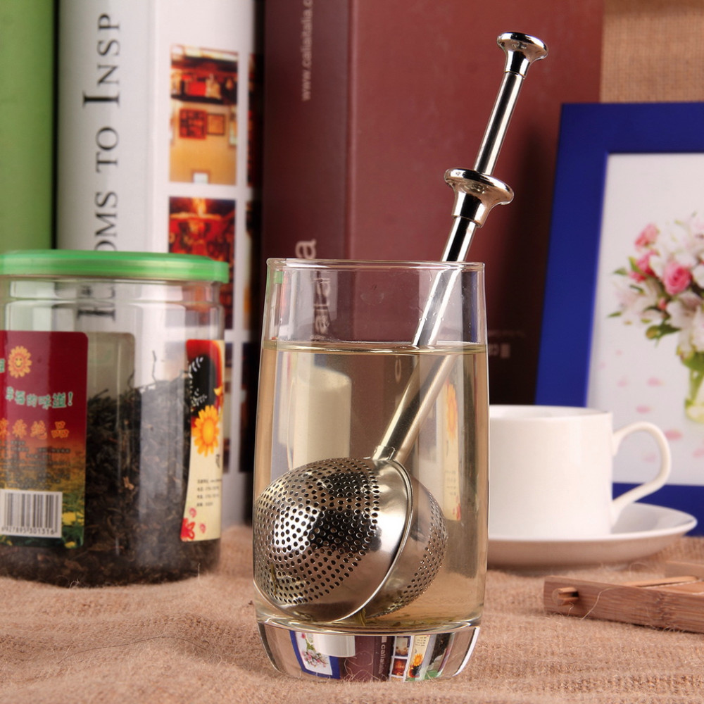 Stainless Steel Locking Spice Tea Ball Strainer Mesh Infuser tea strainer Filter infusor фото