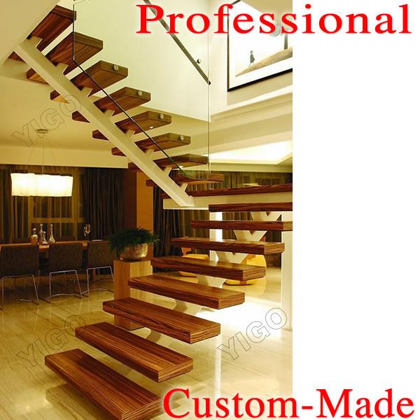 Al aire libre escaleras de madera madera husillos para for Escalera de madera al aire libre precio